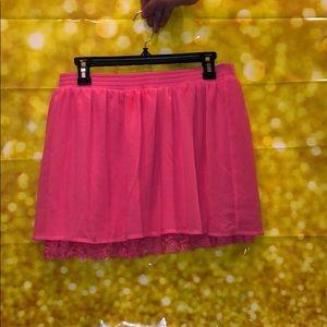 Forever skirt size m